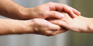Smeka handen