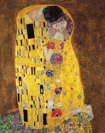 Kyssen av Klimt